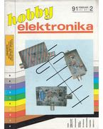 Hobby Elektronika 1991/2. február - Békei Ferenc