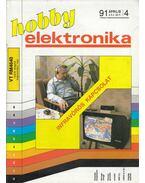 Hobby Elektronika 1991/4. április - Békei Ferenc