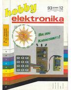 Hobby elektronika 1993/12 december - Békei Ferenc