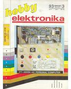 Hobby Elektronika 1993/3 március - Békei Ferenc