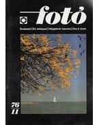 Fotó 1976/11 - Bence Pál