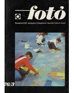 Fotó 1976/3 - Bence Pál