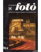 Fotó 1976/4 - Bence Pál