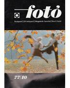 Fotó 1977/10 - Bence Pál