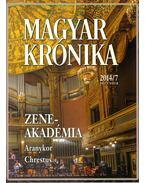 Magyar Krónika 2014/7. - Bencsik Gábor
