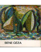 Bene Géza (dedikált) - Rácz István