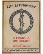 A francia irodalom - Benedek Marcell