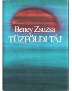 Tűzföldi táj (dedikált) - Beney Zsuzsa