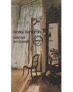Német emberek - Benjamin, Walter