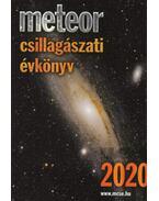 Meteor Csillagászati Évkönyv 2020 - Benkő József, Mizser Attila