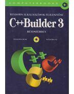 Windows alkalmazások fejlesztése C++ Builder 3 rendszerben - Benkő Tiborné, Benkő László, Kuzmina Jekatyerina, Tamás Péter