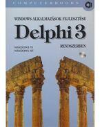 Windows alkalmazások fejlesztése Delphni 3 rendszerben - Benkő Tiborné, Benkő Tibor, Tamás Péter