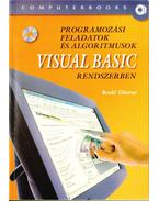 Programozási feladatok és algoritmusok Visual Basic rendszerben - Benkő Tiborné