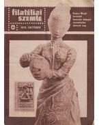 Filatéliai Szemle 1978. október - Bér Andor