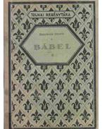 Bábel - Berkes Imre