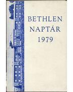Bethlen naptár 1979 - Bertalan Imre, Illés Lajos, Kovács Pál