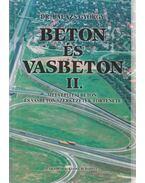 Beton és vasbeton II. - Dr. Balázs György