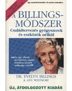 A Billings-módszer - Billings dr., Evelyn, Westmore, Ann
