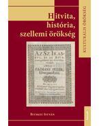 Hitvita, história, szellemi örökség - Bitskey István