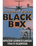 Black Box - Faith, Nicholas