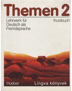 Themen 2 - Kursbuch - Bock, Heiko, Aufderstrasse, Hartmut, Müller, Jutta