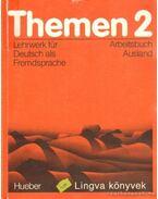 Themen 2. - Arbeitsbuch Ausland - Bock, Heiko, Müller, Jutta, Aufderstraße, Harmut
