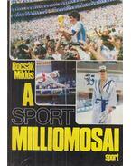 A sport milliomosai - Bocsák Miklós