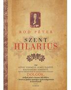 Szent Hilarius - Bod Péter