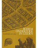 Bodem Onderzoek in Leiden 1984