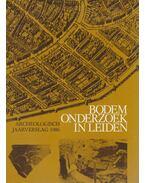 Bodem Onderzoek in Leiden 1986