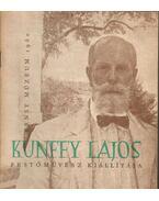 Kunffy Lajos festőművész kiállítása - Bodnár Éva