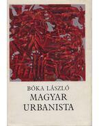 Magyar urbanista - Bóka László