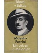 Maestro Puccini - Bókay János