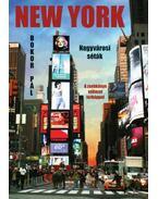 New York - Nagyvárosi séták - A zsebkönyv változat - Bokor Pál