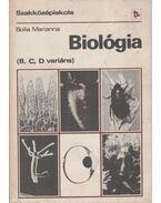 Biológia - Bolla Marianna, Andrássy Péter