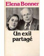 Un exil partagé - BONNER, ELENA