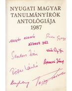Nyugati magyar tanulmányírók antológiája 1987 - Borbándi Gyula