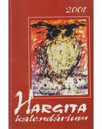 Hargita kalendárium 2001 - Borbély László