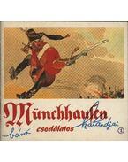Münchhausen báró csodálatos kalandjai 1. - Gottfried August Bürger