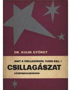Csillagászat középiskolásoknak - Kulin György