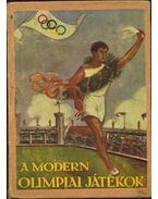 A modern olimpiai játékok - Szerelemhegyi Ervin