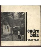 Endre Béla emlékkiállítás - László Emőke