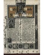 Kálti Márk képes krónikája - Kardos Tibor