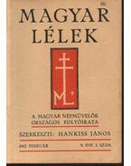 Magyar Lélek 1943. február - Hankiss János