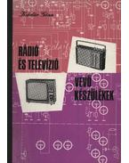 Rádió és televízió vevőkészülékek 1970-1971 - Kádár Géza