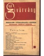 Uj Szivárvány - I. évfolyam, 1. (21.) szám - Hangay Sándor