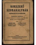 Korszerű szobakályhák szerkezete és kezelése - Ordódy János, Gyulay József dr.