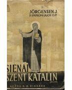 Siennai Szent Katalin - Jörgensen, Johansen