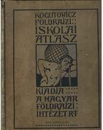 Kogutowicz Manó földrajzi atlasza - Kogutowicz Károly, Kogutowicz Manó