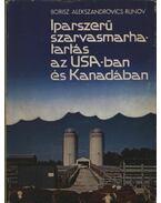 Iparszerű szarvasmarhatartás az USA-ban és Kanadában - Runov, Borisz Alekszandrovics